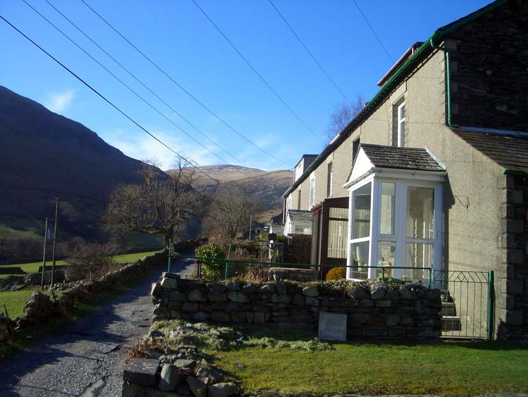 View of Ullswater View Cottage